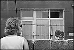 Don McCullin: Berlin Wall, 1961