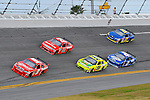 Feb 12, 2009; 2:39:52 PM; Daytona Beach, FL, USA; NASCAR Sprint Cup Series race of the Gatorade Duel at Daytona International Speedway.  Mandatory Credit: (thesportswire.net)