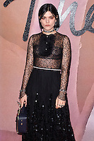 Soko at the Fashion Awards 2016 at the Royal Albert Hall, London. December 5, 2016<br /> Picture: Steve Vas/Featureflash/SilverHub 0208 004 5359/ 07711 972644 Editors@silverhubmedia.com