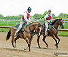outriders at Delaware Park on 7/4/13