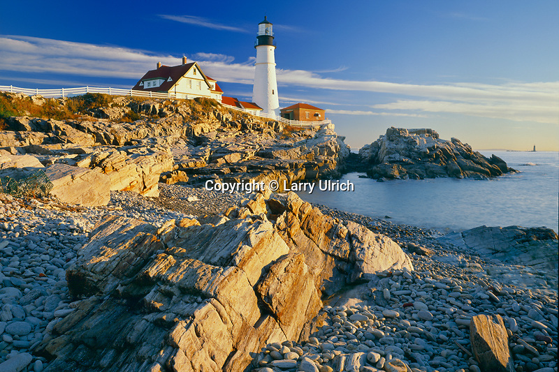 Portland Head Light<br />