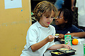Second Harvest Food Bank school feedings at International School of Louisiana..