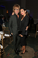 LOS ANGELES, CA - NOVEMBER 8: Ken Pavés, Courtney Laine Mazza, at the Eva Longoria Foundation Dinner Gala honoring Zoe Saldana and Gina Rodriguez at The Four Seasons Beverly Hills in Los Angeles, California on November 8, 2018. Credit: Faye Sadou/MediaPunch