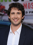 Josh Groban attends Disney's Muppets Most Wanted World Premiere held at The El Capitan Theatre in Hollywood, California on March 11,2014                                                                               © 2014 Hollywood Press Agency