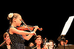 Drogheda Orchestral Collective holding first Christmas Concert Maria Laurence<br /> Picture: Fran Caffrey www.newsfile.ie