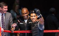 Open Workout - Boxing - Martin v Joshua - 04.04.2016