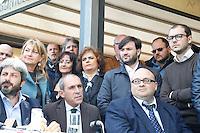 Presentazione dei candidati al consiglio comunale di Napoli del movimento cinque stelle