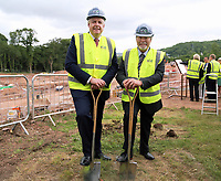 Pictured L-R: Carwyn Jones and Sir Terry Matthews. Friday 23 June 2017<br />
