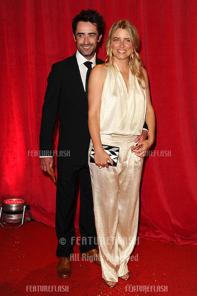 Emma Atkins  arriving for the 2014 British Soap Awards, at the Hackney Empire, London. 24/05/2014 Picture by: Steve Vas / Featureflash