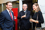 BRUSSELS - BELGIUM - 28 November 2016 -- Inauguration of the Nordic Energy Office. -- Jyrki Katainen, Vice-president of the European Commission, responsible for Jobs, Growth, Investment and Competitiveness with Jan Store, former EU Ambassador of Finland. -- PHOTO: Juha ROININEN / EUP-IMAGES