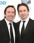 James Gardiner and Matthew Gardiner attend the 2017 Sondheim Award Gala at the Italian Embassy on March 20, 2017 in Washington, D.C..