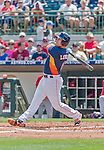 20 March 2015: Houston Astros infielder Jed Lowrie in Spring Training action against the Washington Nationals at Osceola County Stadium in Kissimmee, Florida. The Astros fell to the Nationals 7-5 in Grapefruit League play. Mandatory Credit: Ed Wolfstein Photo *** RAW (NEF) Image File Available ***