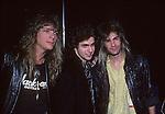 Chuck Wright, Dweezil Zappa, Carlos Cavaso,