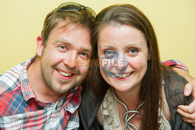 Rory Byrne and Emma Dillon in Bru..Picture: Shane Maguire / www.newsfile.ie.