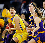 South Dakota State vs Western Illinois Summit League Basketball