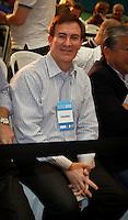 SAO PAULO, SP, 24 JUNHO 2012 - CONVENÇAO PSDB  Corone Alvaro Camilo durante convenção do PSDB para lancamento da candidatura do tucano José Serra no Ginásio Mauro Pinheiro (Ibirapuera) nesse domingo, 24. FOTO: VANESSA CARVALHO - BRAZIL PHOTO PRESS.