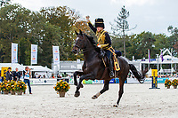 Presentation. 2019 Military Boekelo-Enschede International Horse Trials. Sunday 13 October. Copyright Photo: Libby Law Photography