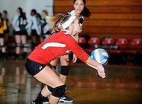 Mitchell Volleyball vs. Newbury 10/9/2013