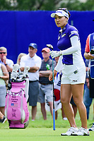 So Yeon Ryu (KOR) watches her tee shot on 10 during Thursday's round 1 of the 2017 KPMG Women's PGA Championship, at Olympia Fields Country Club, Olympia Fields, Illinois. 6/29/2017.<br /> Picture: Golffile | Ken Murray<br /> <br /> <br /> All photo usage must carry mandatory copyright credit (&copy; Golffile | Ken Murray)