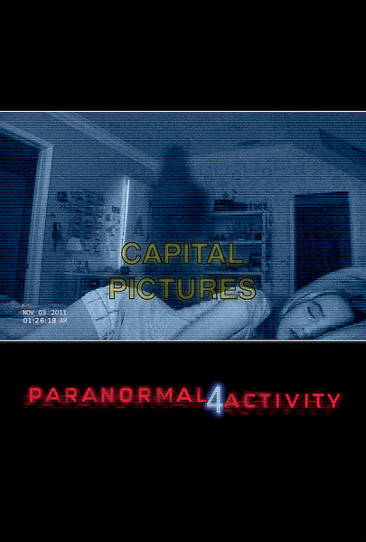 KEY POSTER ART.in Paranormal Activity 4 (2012).*Filmstill - Editorial Use Only*.CAP/FB.Supplied by Capital Pictures.