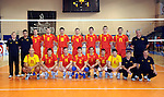 ODBOJKA, BEOGRAD, 07. May. 2010. - Prijateljska utakmica izmedju Srbije i Makedonije u okviru priprema za Svetsku ligu. Foto: Nenad Negovanovic