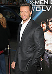 Hugh Jackman at The Twentieth Century Fox L.A. Screening of X-Men Origins - Wolverine held at The Grauman's Chinese Theatre in Hollywood, California on April 28,2009                                                                     Copyright 2009 Debbie VanStory/RockinExposures