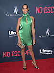 "Dania Ramirez attends The Premiere Of The Weinstein Company's ""No Escape"" held at The Regal Cinemas L.A. Live in Los Angeles, California on August 17,2015                                                                               © 2015 Hollywood Press Agency"