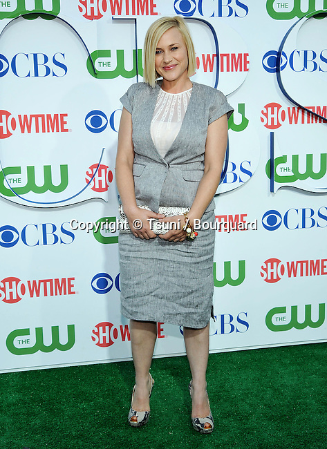 Patricia Arquette<br /> CBS-CW-Showtime_ tca party at the Beverly Hiton Hotel in Los Angeles.