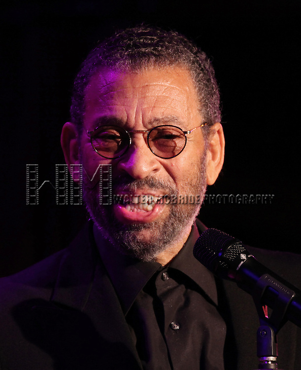 Maurice Hines attending the Press Preview for their shows at 54 Below in New York City on December 17, 2012
