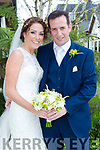 Nuala Moore, Abbeydorney, and Declan Fahy, Galway were married at St. Bernards Church, Abbeydorney by Fr O'Mahony on Saturday 1st April 2017 with a reception at Ballygarry House Hotel