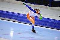 SCHAATSEN: HEERENVEEN: IJsstadion Thialf, 29-12-2012, Seizoen 2012-2013, KPN NK allround, 3000m Dames, Antoinette de Jong, ©foto Martin de Jong