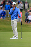 Oliver Wilson (ENG) putts on the 17th green during Saturday's Round 3 of the Dubai Duty Free Irish Open 2019, held at Lahinch Golf Club, Lahinch, Ireland. 6th July 2019.<br /> Picture: Eoin Clarke | Golffile<br /> <br /> <br /> All photos usage must carry mandatory copyright credit (© Golffile | Eoin Clarke)