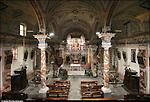 Chiesa Parrocchiale San Pietro in Vincoli. Fu osservatorio astronomico di Beccaria.