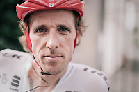 Koen de Kort's (NED/Trek-Segafredo) post-race face<br /> <br /> 104th Tour de France 2017<br /> Stage 11 - Eymet &rsaquo; Pau (202km)
