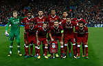 Liverpool team group prior to the Champions League Group E match at the Anfield Stadium, Liverpool. Picture date 13th September 2017. Picture credit should read: Simon Bellis/Sportimage
