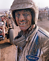 Bob Hood, AC-Delco World Championships of Off-Road Racing, Riverside International Raceway, Sept 5, 1975. Photo by John G. Zimmerman.