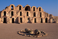 Ghorfa (alter Speicher), Metameur, Tunesien