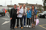 Alan Dyas and family at the Confirmation in Holy Family Church Ballsgrove...(Photo credit should read Jenny Matthews www.newsfile.ie)....This Picture has been sent you under the conditions enclosed by:.Newsfile Ltd..The Studio,.Millmount Abbey,.Drogheda,.Co Meath..Ireland..Tel: +353(0)41-9871240.Fax: +353(0)41-9871260.GSM: +353(0)86-2500958.email: pictures@newsfile.ie.www.newsfile.ie.