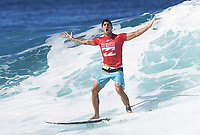 Brazil's Gabriel Medina.<br /> 2017 Billabong Pipe Masters, Oahu, Hawaii, USA. World Surf League (WSL). Monday 18 December 2017. &copy; Copyright photo: Andrew Cornaga / www.photosport.nz