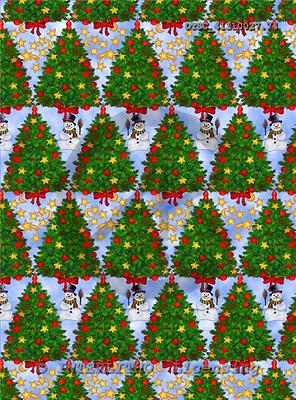 Hans, GIFT WRAPS, Christmas Santa, Snowman, paintings+++++,DTSC41110027,#GP#,#X#
