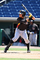 April 2, 2010:  Shortstop Benji Gonzalez of the Pittsburgh Pirates organization during Spring Training at Bright House Field in Clearwater, FL.  Photo By Mike Janes/Four Seam Images