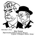 Seven Days to Noon ; Andre Morell and Barry Jones