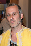 Jay Kos.attending the opening night of the Broadway limited engagement of 'Fela!' at the Al Hirschfeld Theatre on July 12, 2012 in New York City.