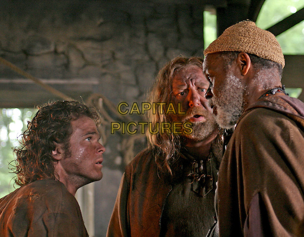 SHAWN ASHMORE & DANNY GLOVER.in Legend of Earthsea.*Editorial Use Only*.www.capitalpictures.com.sales@capitalpictures.com.Supplied by Capital Pictures.
