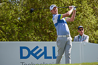 J. Harding (RSA) watches his tee shot on 12 during day 1 of the WGC Dell Match Play, at the Austin Country Club, Austin, Texas, USA. 3/27/2019.<br /> Picture: Golffile | Ken Murray<br /> <br /> <br /> All photo usage must carry mandatory copyright credit (© Golffile | Ken Murray)