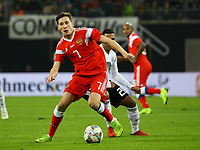 Daler Kuzyaev (Russland, Russia) - 15.11.2018: Deutschland vs. Russland, Red Bull Arena Leipzig, Freundschaftsspiel DISCLAIMER: DFB regulations prohibit any use of photographs as image sequences and/or quasi-video.