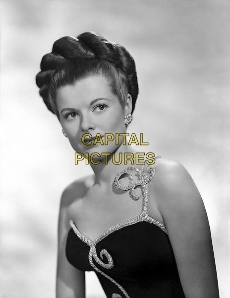 Lady Luck (1946) <br /> Barbara Hale<br /> *Filmstill - Editorial Use Only*<br /> CAP/KFS<br /> Image supplied by Capital Pictures