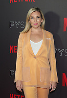 LOS ANGELES, CA - MAY 29: June Diane Raphael, at the #NETFLIXFYSEE Comediennes: In Conversation Event at NETFLIX FYSEE Raleigh Studios in Los Angeles, California on May 29, 2018. <br /> CAP/MPI/FS<br /> &copy;FS/MPI/Capital Pictures
