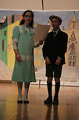 The Akiba Shechechter Middle School performed a dress rehearsal of the musical, Mary Poppins this past Friday to prepare for their Sunday afternoon performance at Kenwood Academy located at 51st and Lake Park.