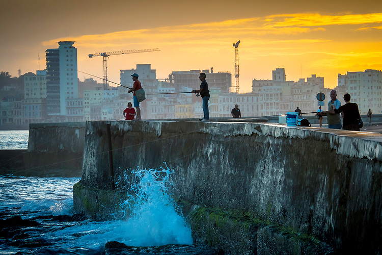 February 27 - March 7 2017 / Cuba / Havana, to Trinidad de Cuba / Shown:  Havana Cuba Day One and Two and Morning of Day Three / . Photo by Bob Laramie